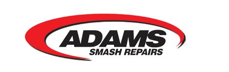 Adams Smash Repair logo